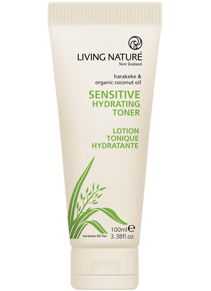 Living Nature Sensitive Hydrating Toner