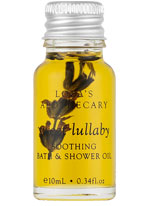 Lola's Apothecary Bath & Shower Oil Sweet Lullaby sample
