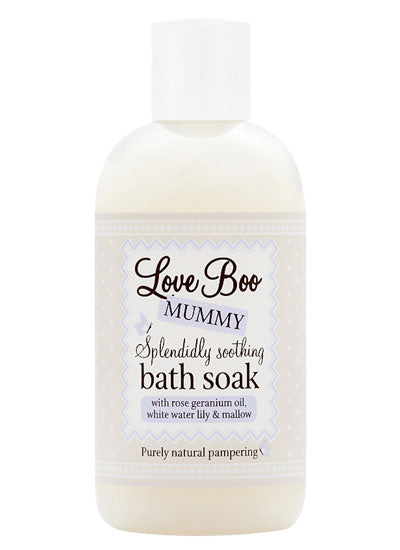 Love Boo Splendidly Soothing Bath Soak