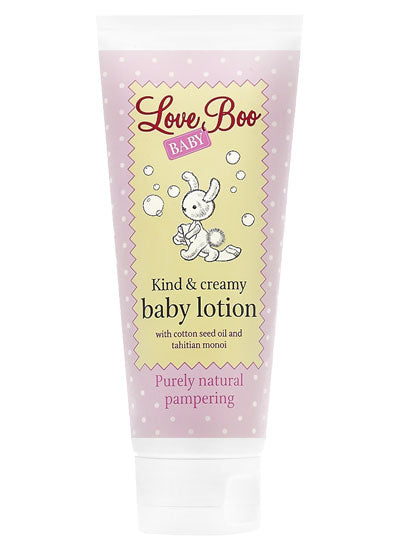 Love Boo Baby Kind & Creamy Lotion