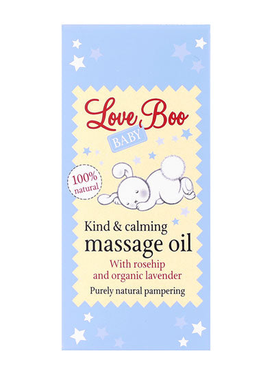 Love Boo Baby Kind & Calming Massage Oil