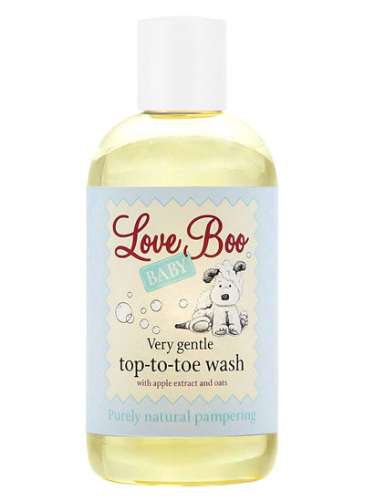 Love Boo Baby Very Gentle Top to Toe Wash