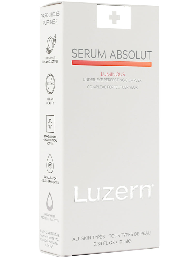 Luzern Serum Absolut Luminous Eye Serum