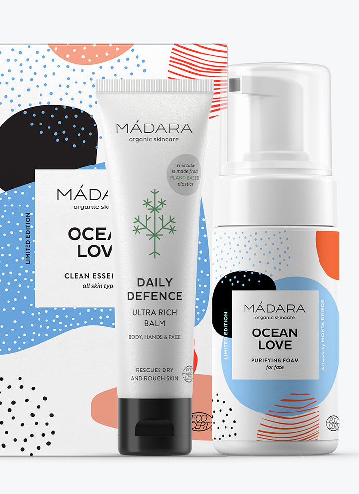 Madara Ocean Love Clean Essentials Set (worth £29.50)