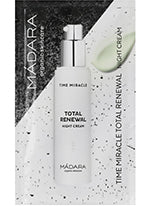 Madara Time Miracle Total Renewal Night Cream sample