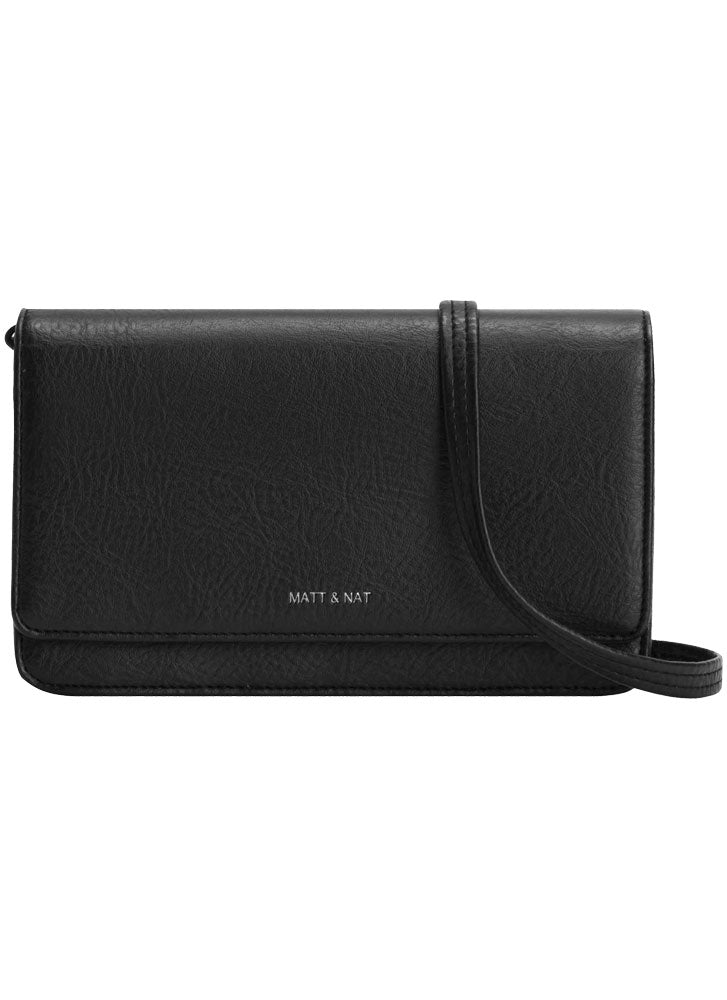 Matt & Nat Bee Cross Body Black