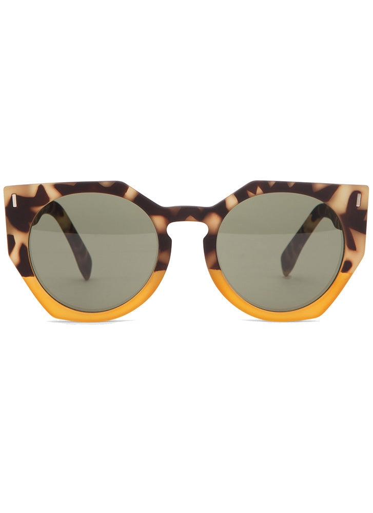 Matt & Nat Mule Leopard Mix Sunglasses