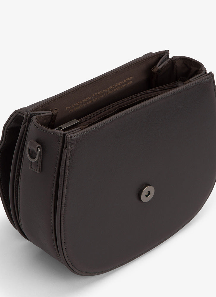Matt & Nat Rubicon Saddle Bag Charcoal