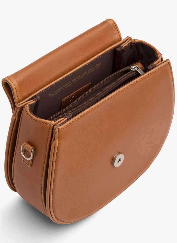 Matt & Nat Rubicon Saddle Bag Chili