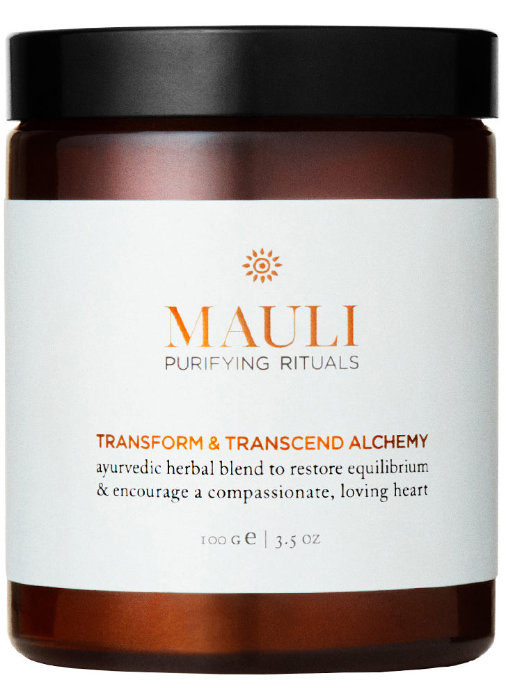 Mauli Rituals Transform and Transcend Alchemy