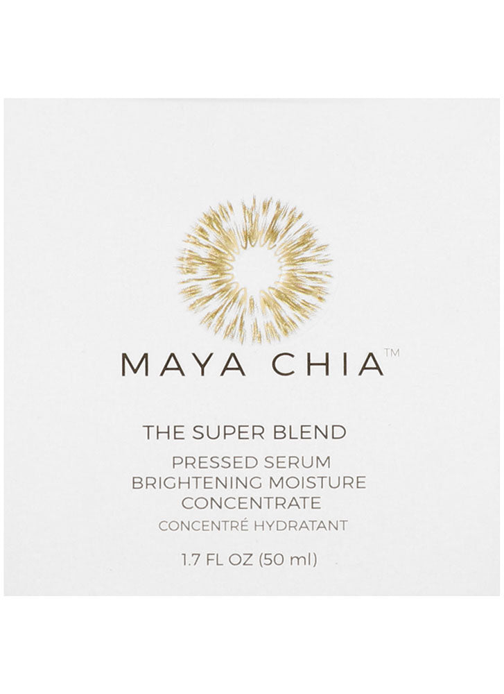 Maya Chia The Super Blend Pressed Serum Moisture Concentrate