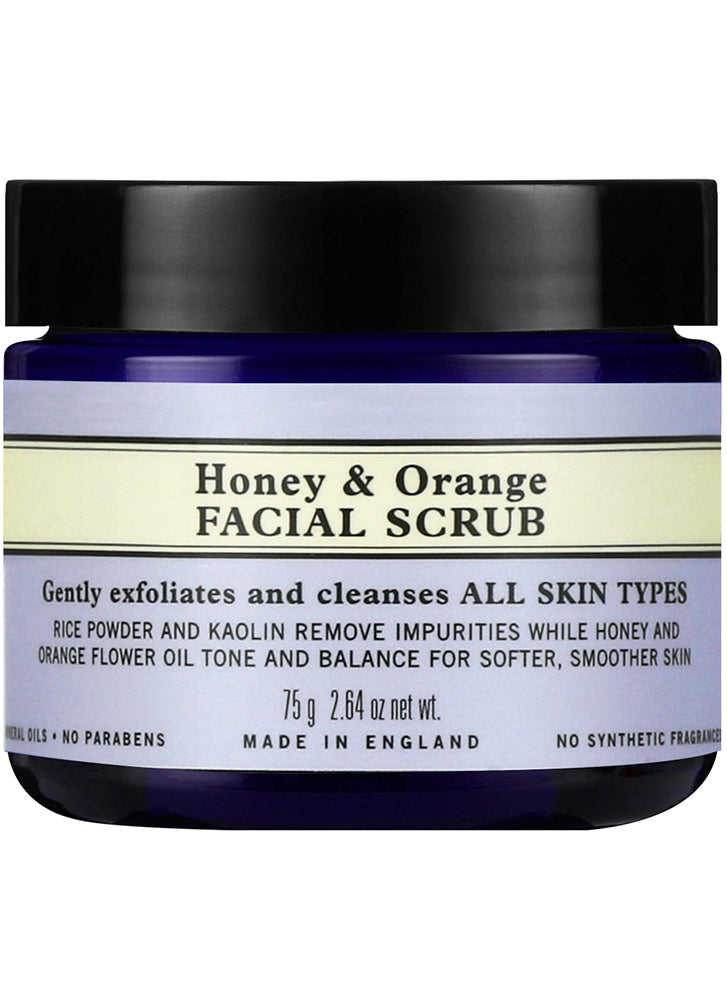 Neal's Yard Remedies Honey & Orange Scrub