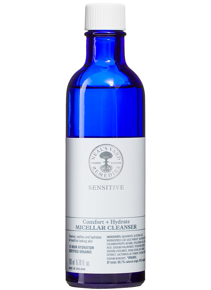 Neal's Yard Remedies Comfort & Hydrate Micellar Cleanser