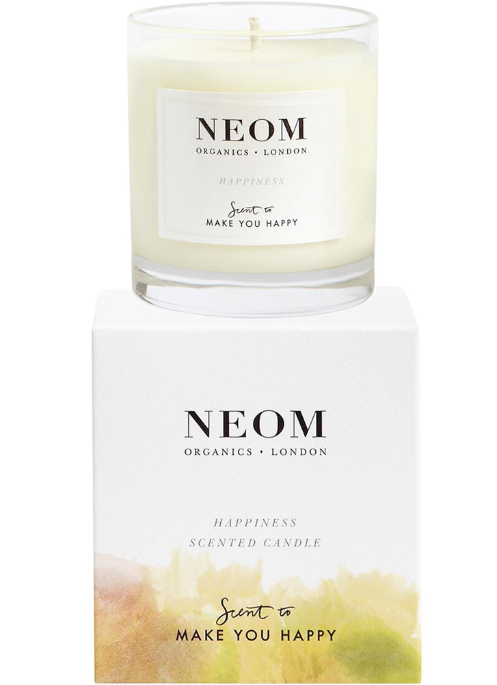 Neom Happiness Scented Candle (1 Wick)