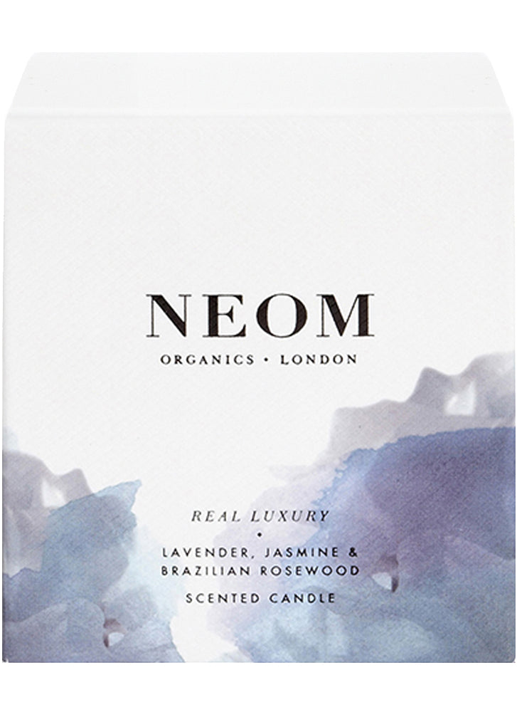 Neom Real Luxury Scented Candle (1 Wick)