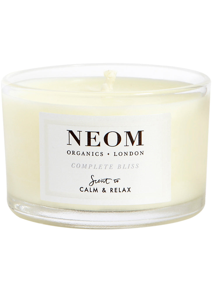 Neom Complete Bliss Scented Candle (Travel)