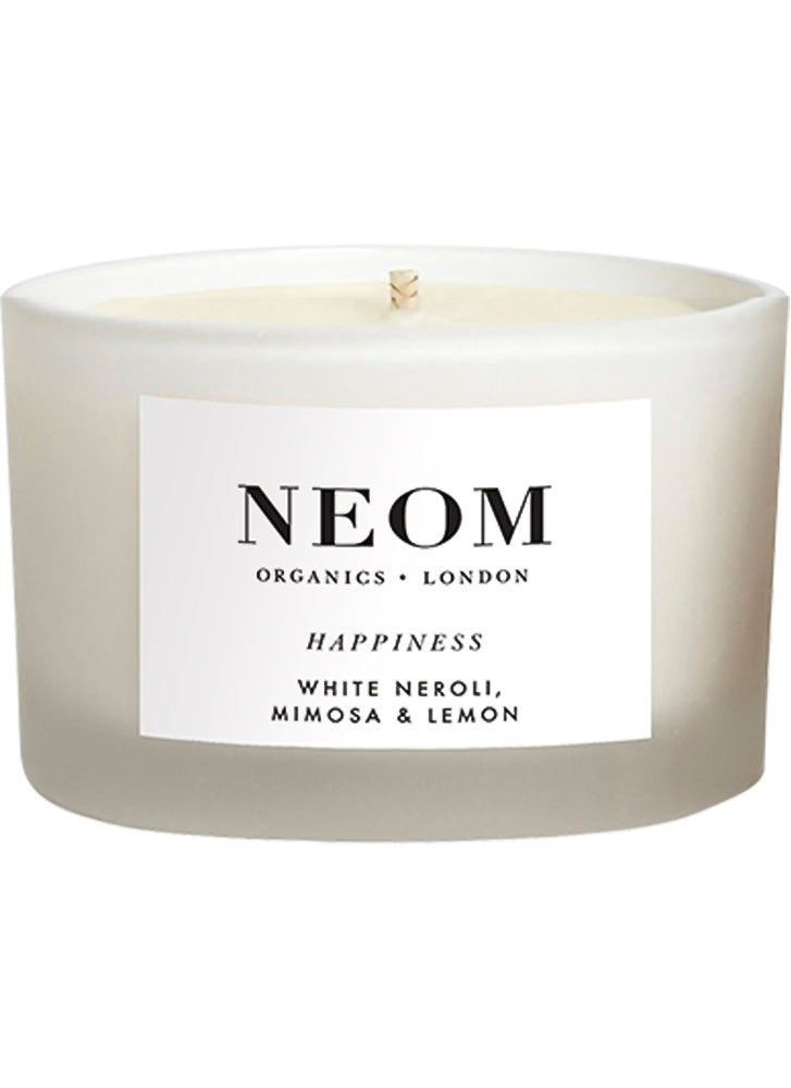 Neom Happiness Scented Candle (Travel)