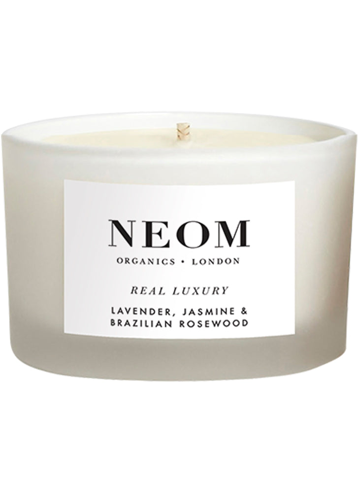 Neom Real Luxury Scented Candle (Travel)