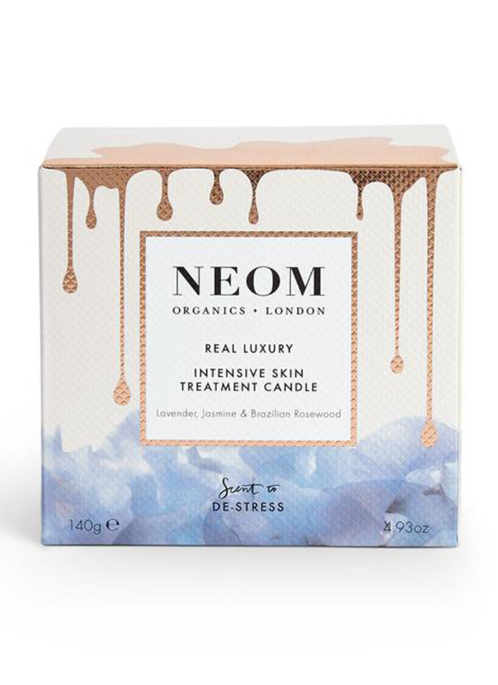 Neom Intensive Skin Treatment Candle Real Luxury