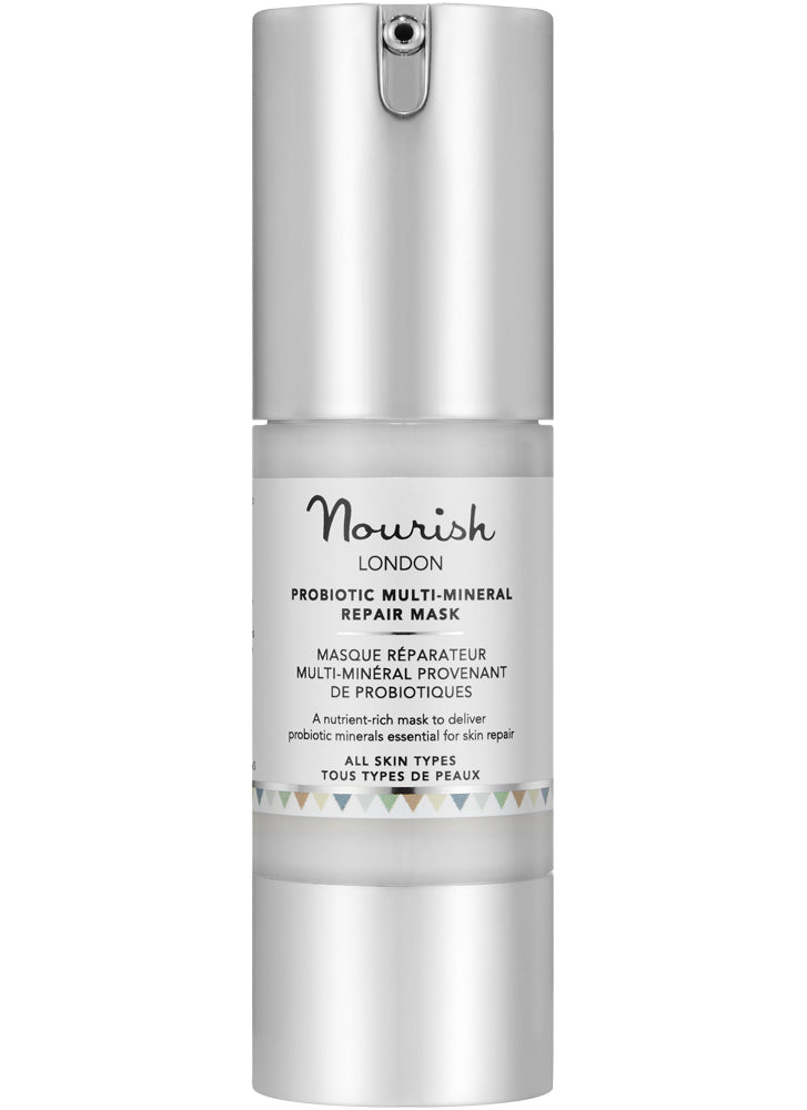 Nourish London Probiotic Multi Mineral Repair Mask