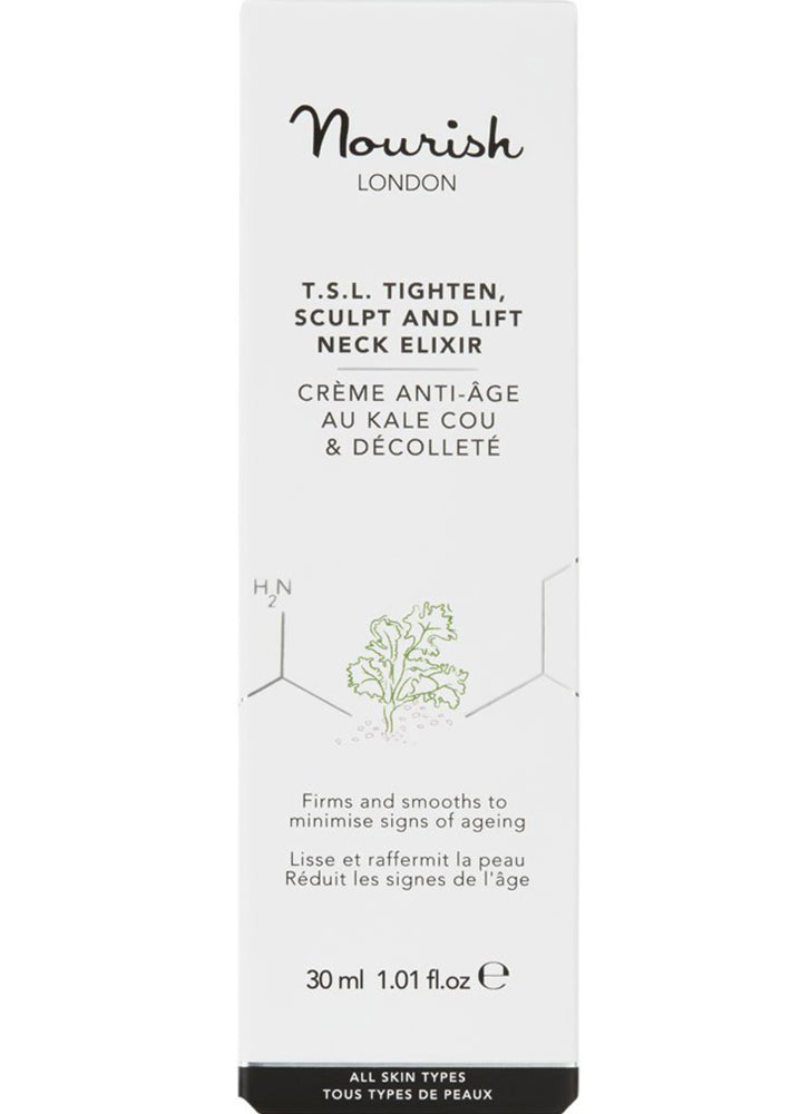 Nourish London Tighten Sculpt & Lift Neck Elixir