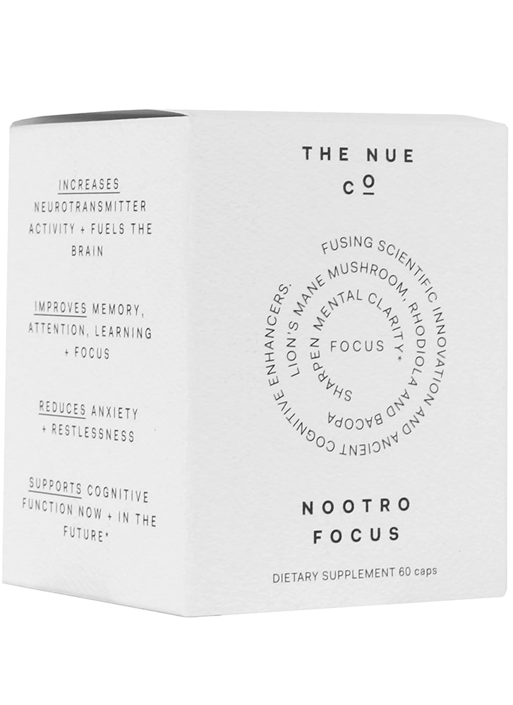 The Nue Co Nootro Focus