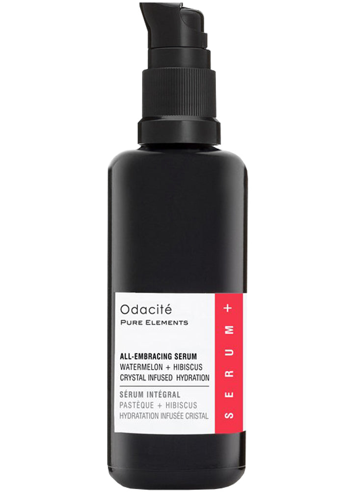 Odacite All Embracing Serum Watermelon & Hibiscus Crystal Infused Hydration