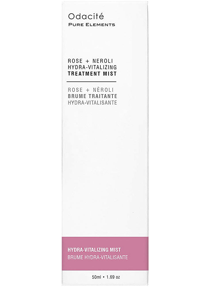Odacite Rose & Neroli Hydra Vitalising Treatment Mist