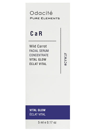 Odacite Vital Glow Wild Carrot Serum Concentrate