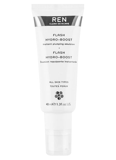 REN Flash Hydro Boost Instant Plumping Emulsion