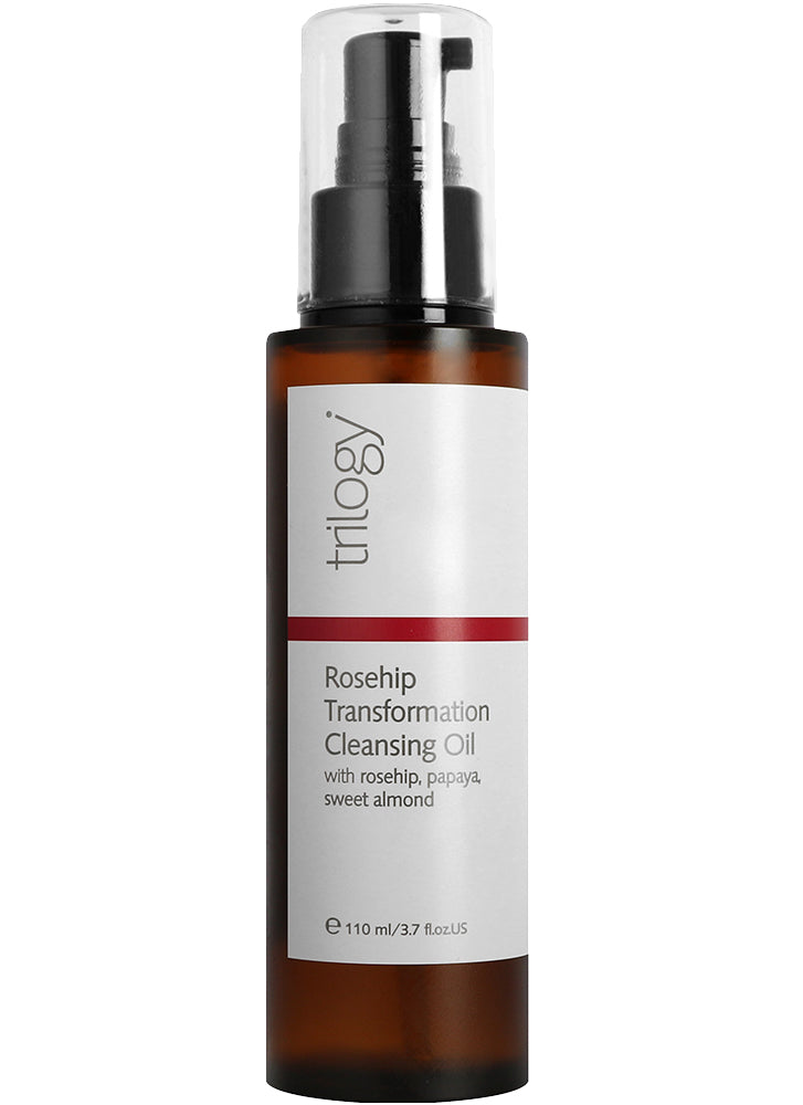 Trilogy Transformation Cleansing Oil