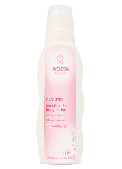 Weleda Sensitive Skin Almond Body Lotion