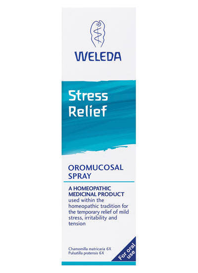 Weleda Stress Relief Oral Spray