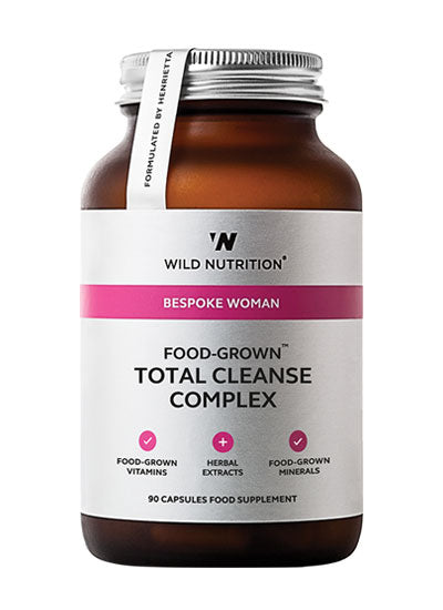 Wild Nutrition Food Grown Total Cleanse Complex
