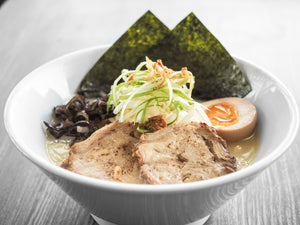 NEW: Authentic Japanese Chashu Ramen Set  正宗日式拉麵叉燒套裝