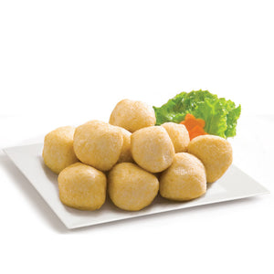 Hong Kong Style Fried Fish Balls 港式炸魚旦 (Frozen 2 X 250g)
