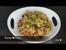 Load and play video in Gallery viewer, Chinese Style Dried Meat Diced 五花臘肉粒 (Frozen 1 Lb)