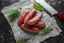 Load image into Gallery viewer, Homemade Italian Style Sausage - MILD 冰自製意大利香腸 (5 x±160g)