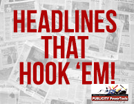 EXTREME Headline Pointers - Includes my swipe file, Headline Pointers and Sales introductions AND 140 QUICK HEADLINE TIPS