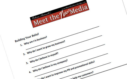 ARE YOU READY FOR PUBLICITY? These questions will get you thinking about whether you're ready to talk with the media