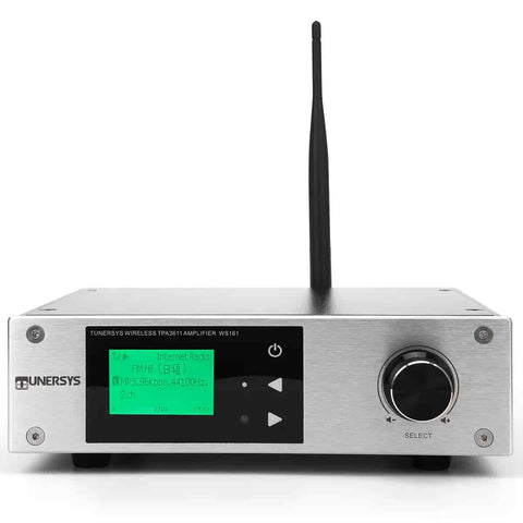 WiFi Internet Radio Tuner Stereo Amplifier Network Receiver Bluetooth