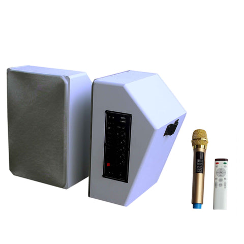 Classroom UHF Microphone Bluetooth Voice Megaphone wall mount Speaker