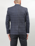 Jack Dapper Checkered Blazer