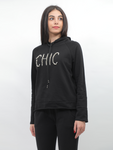 CHIC Cotton Hoodie