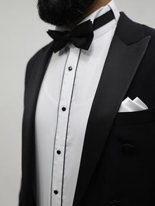 Wedding Tuxedo-Tail Coat-Black