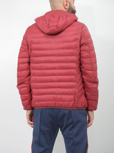 Load image into Gallery viewer, Crom Bordeaux Quilted Jacket