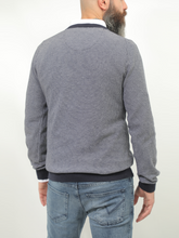 Load image into Gallery viewer, Casual V-neck Sweater With Texture