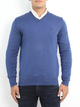 Load image into Gallery viewer, Gianno Ricci Basic V-nevk Sweater