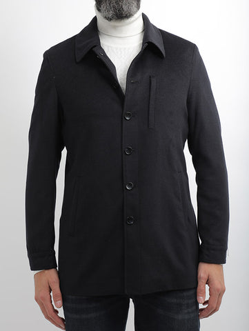 Moustache Smart Casual Coat