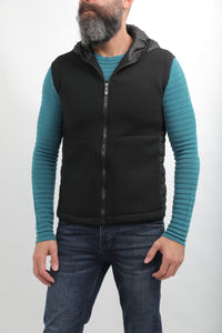 Casual Hooded Vest